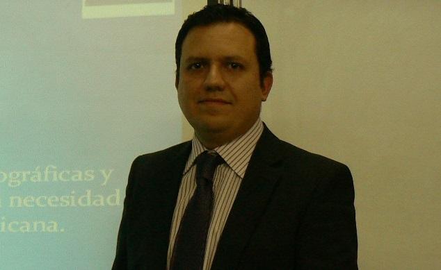Mario Barbieri Martínez.